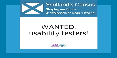 """Image saying: """"Wanted: usability testers!"""""""