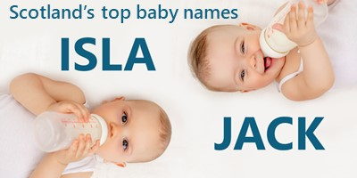 Babies' Names News Release Image