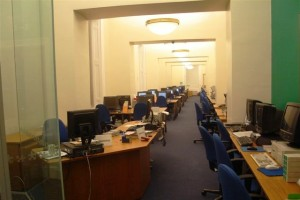 Photo of Dundas Room in New Register House