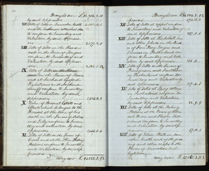 George Leveson-Gower (1758-1833) | National Records of Scotland