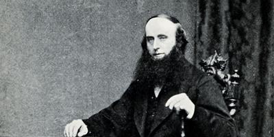 Photograph of Dr Edward Pritchard