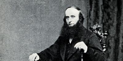 Photograph of Dr Edward Pritchard