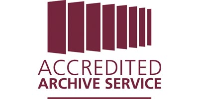 Accredited Archive Service Logo