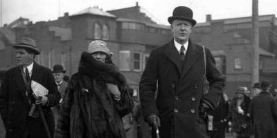 Photo of Duke of Westminster and Coco Chanel