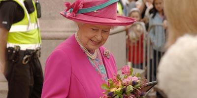 Photogragh-Queen Elizabeth-II