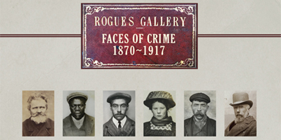 Photo of Rogue Gallery Exhibition Poster