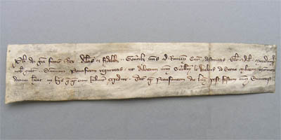 Wallace Letter - Image