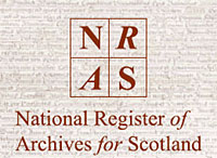 National Register of Archives for Scotland logo