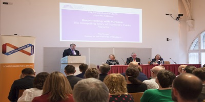 Image from the launch of new Model Plan