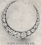 Sketch of the stolen brooch (NRS, Crown Copyright, JC34/1/32/9/2)