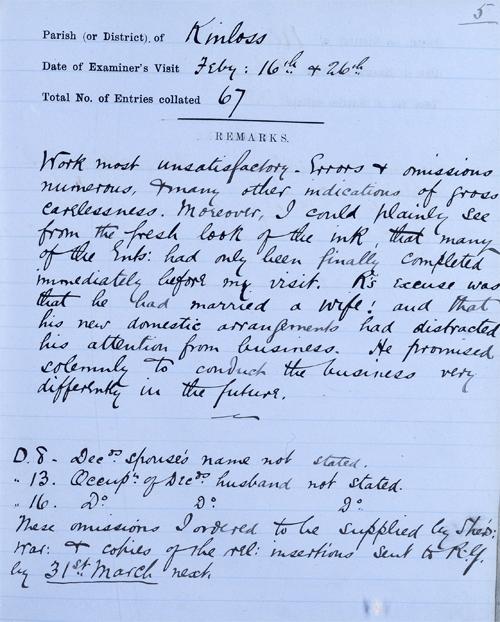 Recording Angels: Scottish Registrars since 1855 | National