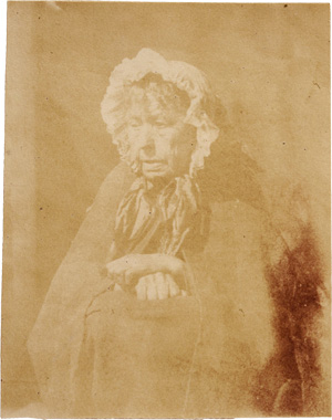 Photograph of Effie McCrimon in 1860, GD492/12/6
