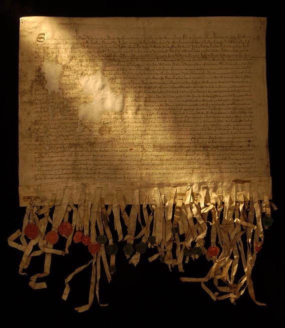 Image of The Declaration of Arbroath