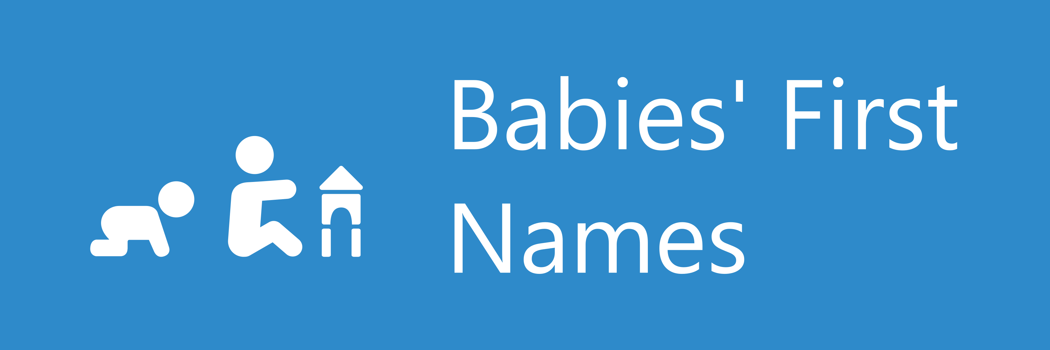 Babies' First Names 2018