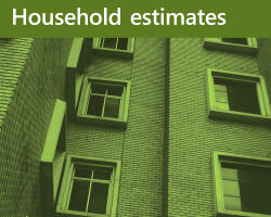 Household estimates, Scotland, 2017