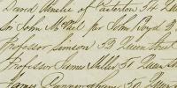 Valuation Rolls 1855 - Image