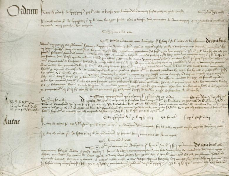 Food and Drink | National Records of Scotland King Of Herrings