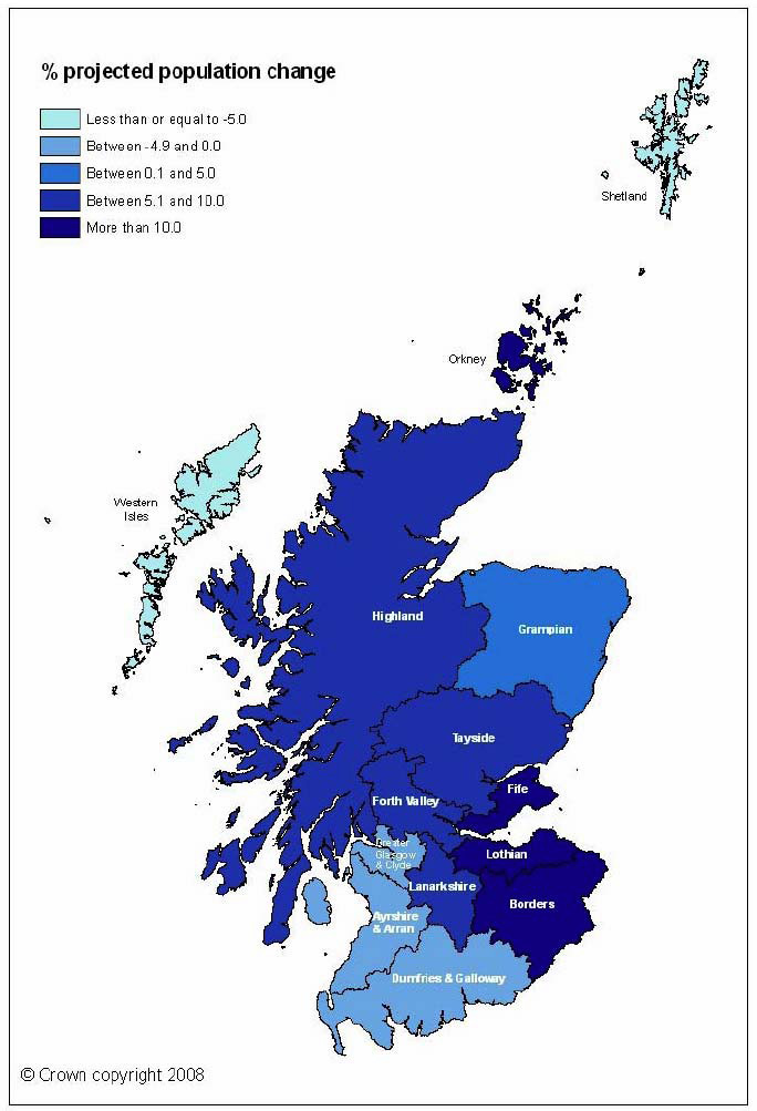 population change in scotland essay The children and young people (scotland)  this change will result in an expansion of the population eligible for aftercare support in two ways.